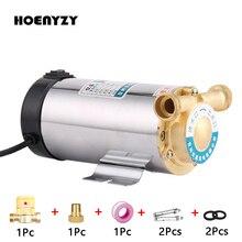 """Bomba de refuerzo de agua automática silenciosa para el hogar, 220V, 1/2 """", 100W/150W/280W, para calentador Solar de agua, elevador de presión de ducha con enchufe europeo"""
