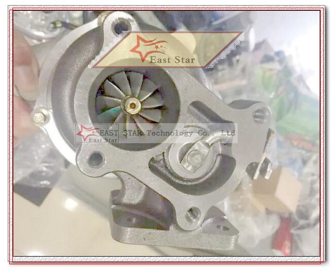 Free Ship RHF5 8973737771 897373-7771 897373 7771 TURBO Turbine Turbocharger For ISUZU D-MAX D MAX H Warner 4JA1T Engine