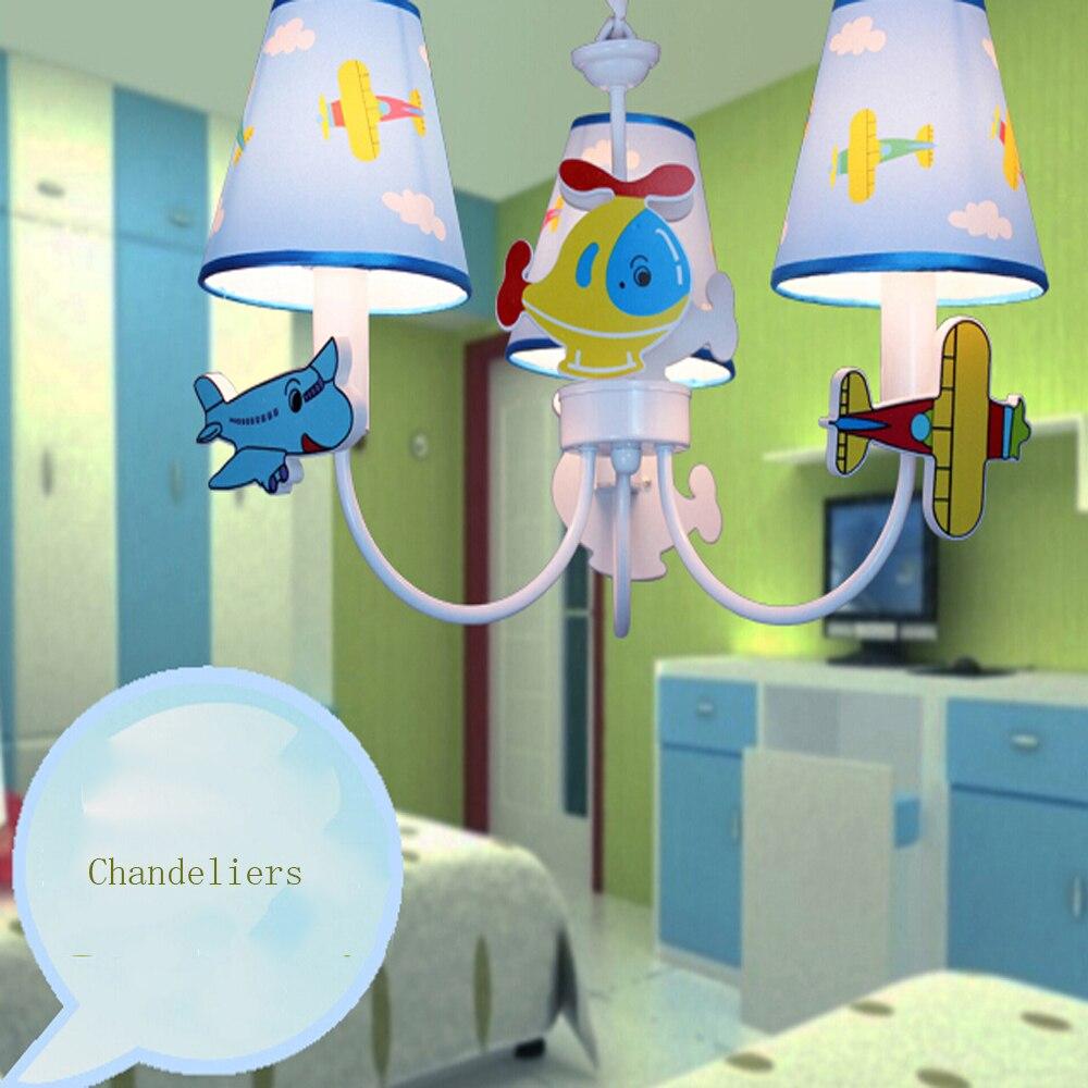 ledhomeverlichtinglampmodernekroonluchterkinderkamercartoonledkroonluchtersvoordeslaapkamerev, Meubels Ideeën