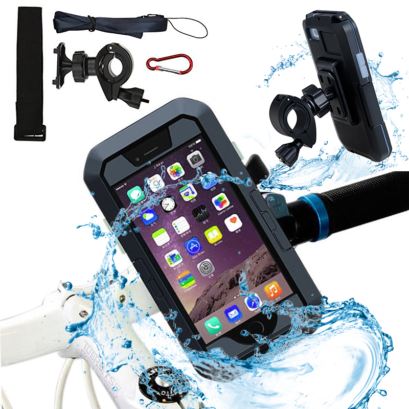 <font><b>Bike</b></font> Bicycle <font><b>Phone</b></font> <font><b>Holder</b></font> Waterproof Accessories for <font><b>phone</b></font> Support For Moto Stand Bag Stand for iphone X 8 7 Samsung Universal image