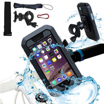 Bike Bicycle Phone Holder Waterproof Accessories for phone Support For Moto Stand Bag Stand for iphone X 8 7 Samsung Universal - DISCOUNT ITEM  20% OFF All Category