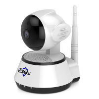 FREE SHIPPING 720P HD IP Camera WiFi Wireless TF Card Storage Network PTZ Security CCTV Night