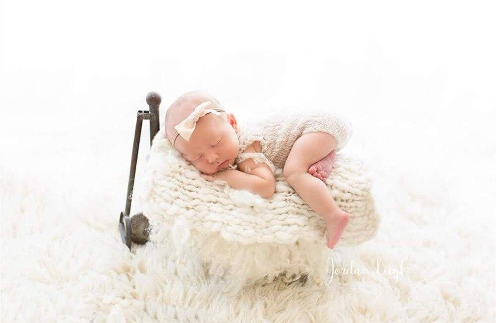 Newborn Mohair Lace Romper With Matching Hat Photo Props Kids Handmade Mohair Bonnet Photography Props,newborn clothes dress