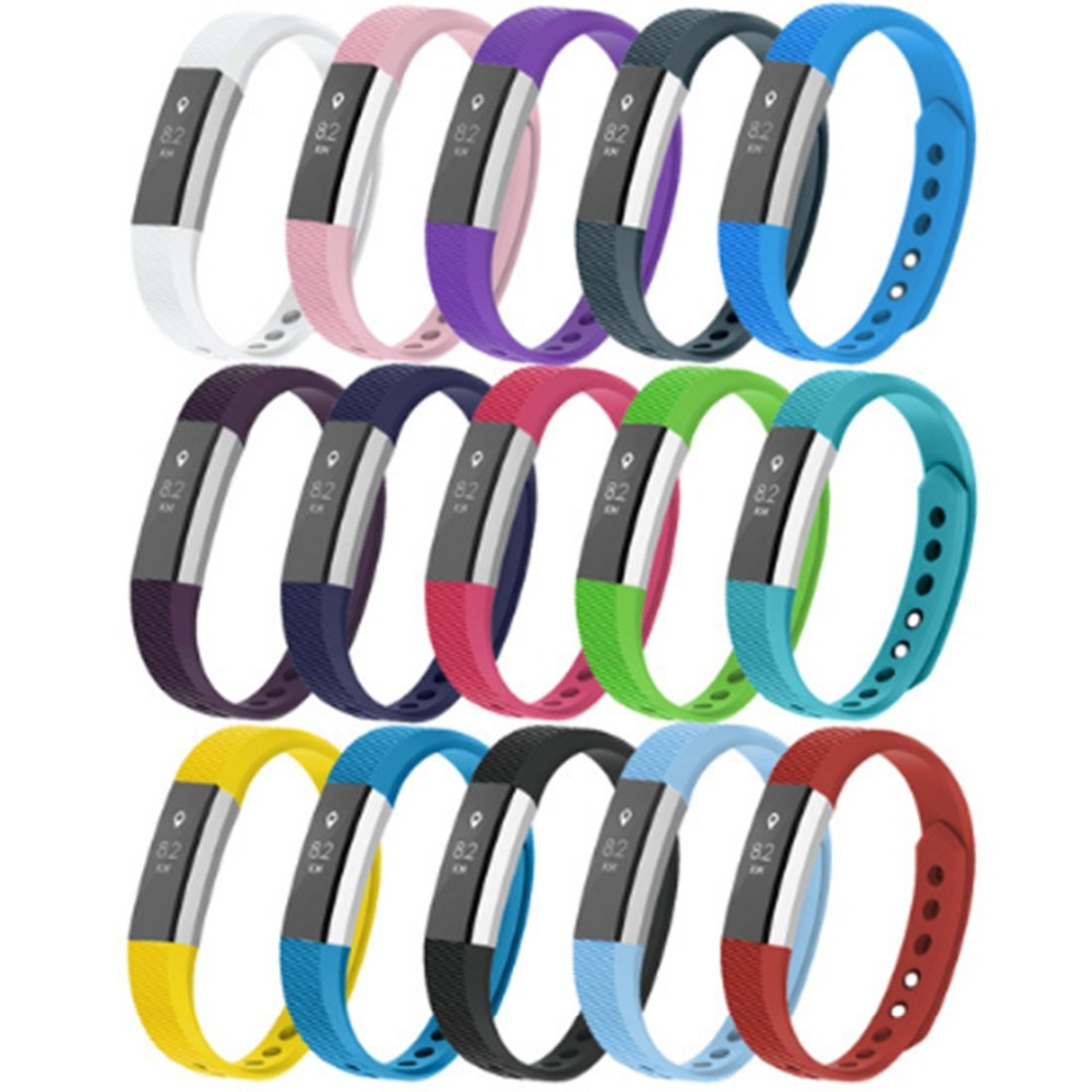 Sports silicone strap for fitbit alta hr band replacment Smart Bracelet Wristband for fitbit alta/alta hr wrist belt accessories