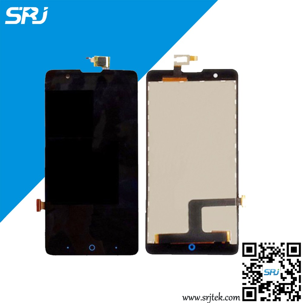 5 Inch For ZTE Red BULL V5 U9180 V9180 N9180 LCD Display Monitor+Touch Screen Digitizer Glass Sensor Repairment Parts Assembly
