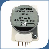 100% new Good working for refrigerator Defrosting timer R Z170A7H TMDFY06ED1 Defrost Timer