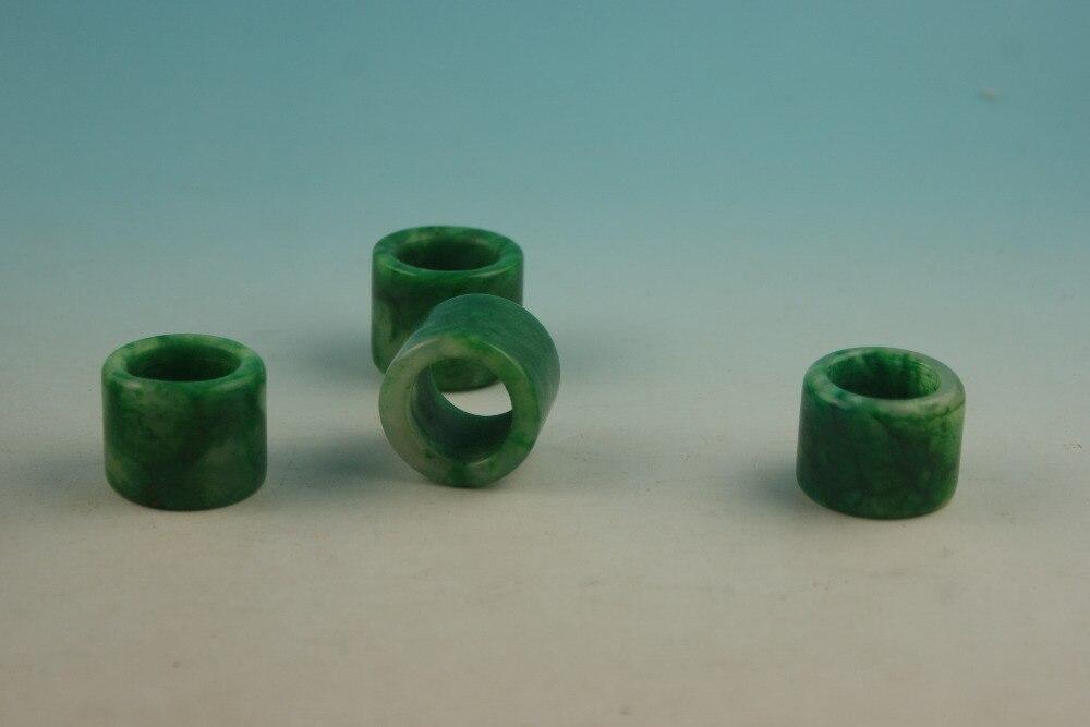 Jade Thumb ring CHINA jades Traditional jade carving