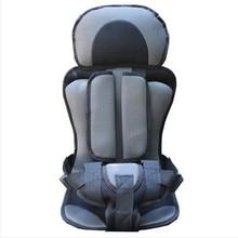 Potable Bebé Asiento de Coche de Seguridad, Asiento para Niños en el Coche, 9 Meses-12 Años de Edad, 9–40KG, Envío Libre, Niño Asientos para Automóviles