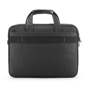"Image 2 - Oyixingerメンズブリーフケースのラップトップバッグ良いナイロン布多機能防水 15.6 ""ハンドバッグビジネスショルダーバッグ男性のオフィスバッグ"