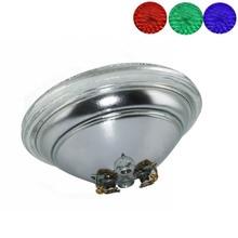 6W-24W RGB LED Underwater Light Round Glass Swimming Pool Pond Lamp IP68 Waterproof