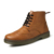 2016 Botas Para Hombre Militar Del Ejército Del Desierto de Arranque Zapatos de Los Hombres Del Otoño invierno Brogue oxfords Wing Tip nieve caliente Botas de Arranque tacticos zapatos