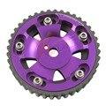 Xpower - PURPLE ALUMINUM RACING motor engranajes de levas 4G15 1.5L MIT MIRAGE / COLT / cumbre