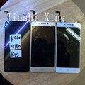 Acessórios de lcd display + touch screen painel de digitador para lenovo vibe k5 plus 5.0 polegadas smartphone frete grátis + track número
