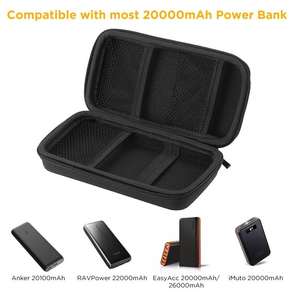 EasyAcc Power Bank պայուսակի արտաքին մարտկոցի - Բջջային հեռախոսի պարագաներ և պահեստամասեր - Լուսանկար 6
