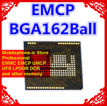 KMK7U000VM-B309 BGA162Ball EMCP 8 + 8 8 Â�ガバイト Mobilephone Á�メモリー新オリジナルと二手半田ボールテスト OK