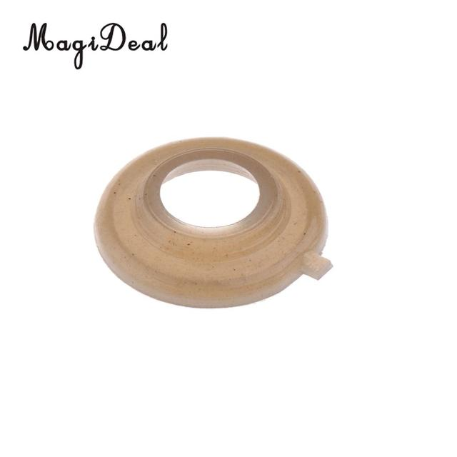 MagiDeal 100 Pieces 15mm 20mm Plastic Safety Eyes Nose Washer Back for Making Doll Animal DIY Manufacture Craft Toy Acc