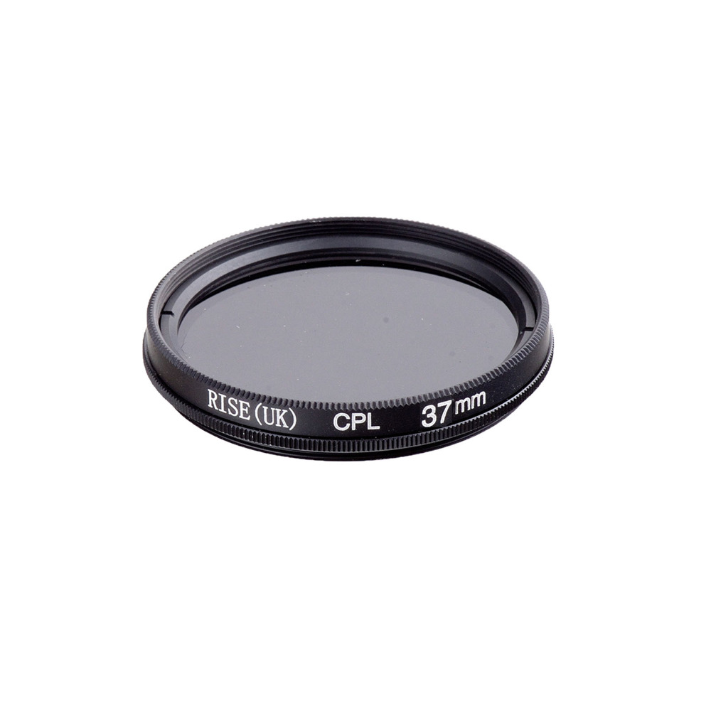 High Quality 37mm CPL Filter w/ Protective Circular Polarizing CPL C-PL Filter Lens For Canon NIKON Sony Olympus Camera lens eyki h5018 high quality leak proof bottle w filter strap gray 400ml