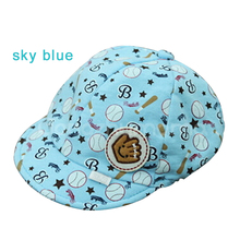 3-24 Months Baby Girls Fashion Beret Hats Child Baseball Caps Kid Peaked Hats Infant lovely Cricket-Cap a217