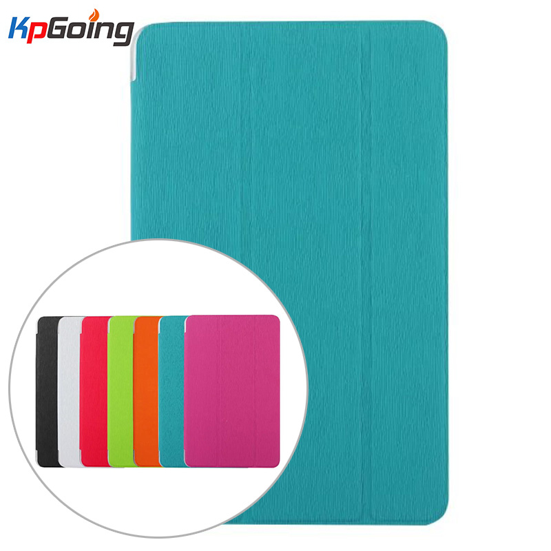 PU Leather Flip Case for Samsung Galaxy Tab S2 9.7 T810 T815 Solid Fashion Cover for Samsung Tab S2 9.7 SM- T810 T815  Fundas samsung galaxy tab s 2 sm t810 white