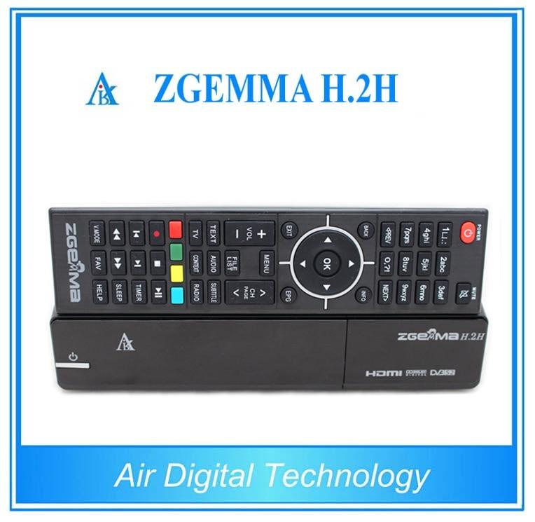 3pcs/lot Combo Digital Receiver DVB-S2 + DVB-T2/C Hybrid tuner Enigma2 Linux OS STB ZGEMMA H .2H with Dual Core 3pcs linux zgemma star h2 iptv satellite receiver combo tuner with dvb s2 and dvb t2