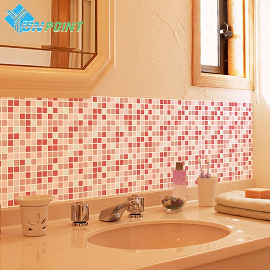 Papier peint vinyle salle de bains achetez des lots à petit prix ...