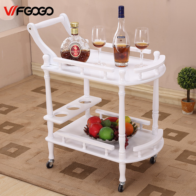 Aliexpress.com : Buy WFGOGO Hotel Trolley Coffee Tables Storage Holders  Multipurpose Shelf Display Rack Corner Products Furniture Console Tables  From ...