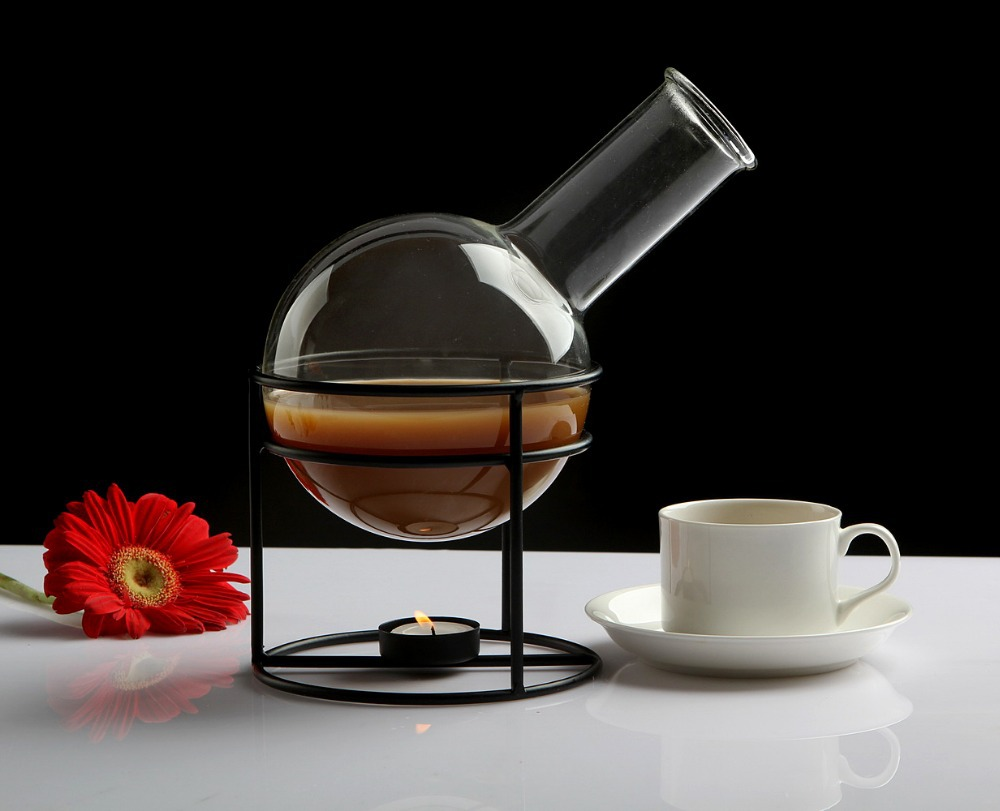 European Style Gl Coffee Pod With Tealight Warmer Tea Pot Glware Set On Aliexpress Alibaba Group