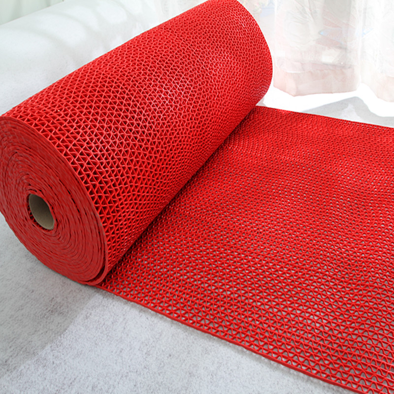 Cutout Pad Pvc Plastic Floor Mats Slip Resistant Waterproof Mesh Mat In From Home Garden On Aliexpress Alibaba