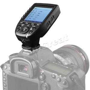 Image 3 - Godox XPro C フラッシュトリガートランスミッタで E TTL II 2.4 グラム X システム HSS キヤノン用液晶画面 70D 80D 5 5DIII デジタル一眼レフカメラ