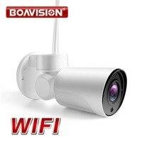 Wireless 1080P 2MP Mini PTZ IP Camera WIFI Outdoor Onvif Audio P2P CCTV Security Waterproof Bullet Camera Cam 2.7 13.5mm 5x Zoom