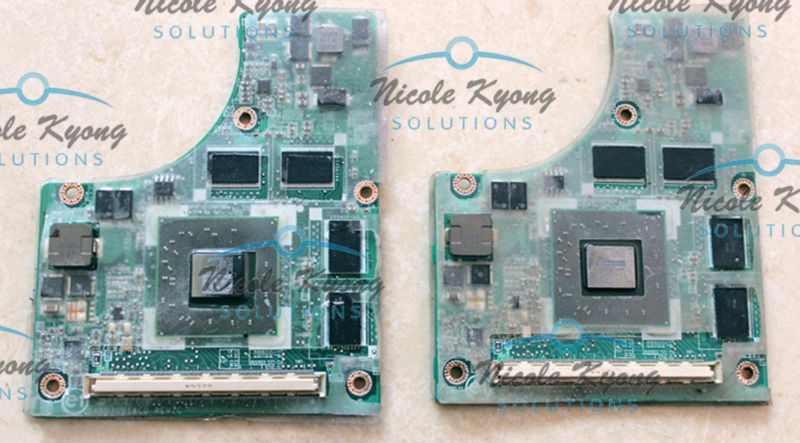 DABD3UB18C0 38BD3VB0080 HD3650 216-0683008 VGA Video card For Toshiba satellite P300 P305 A300
