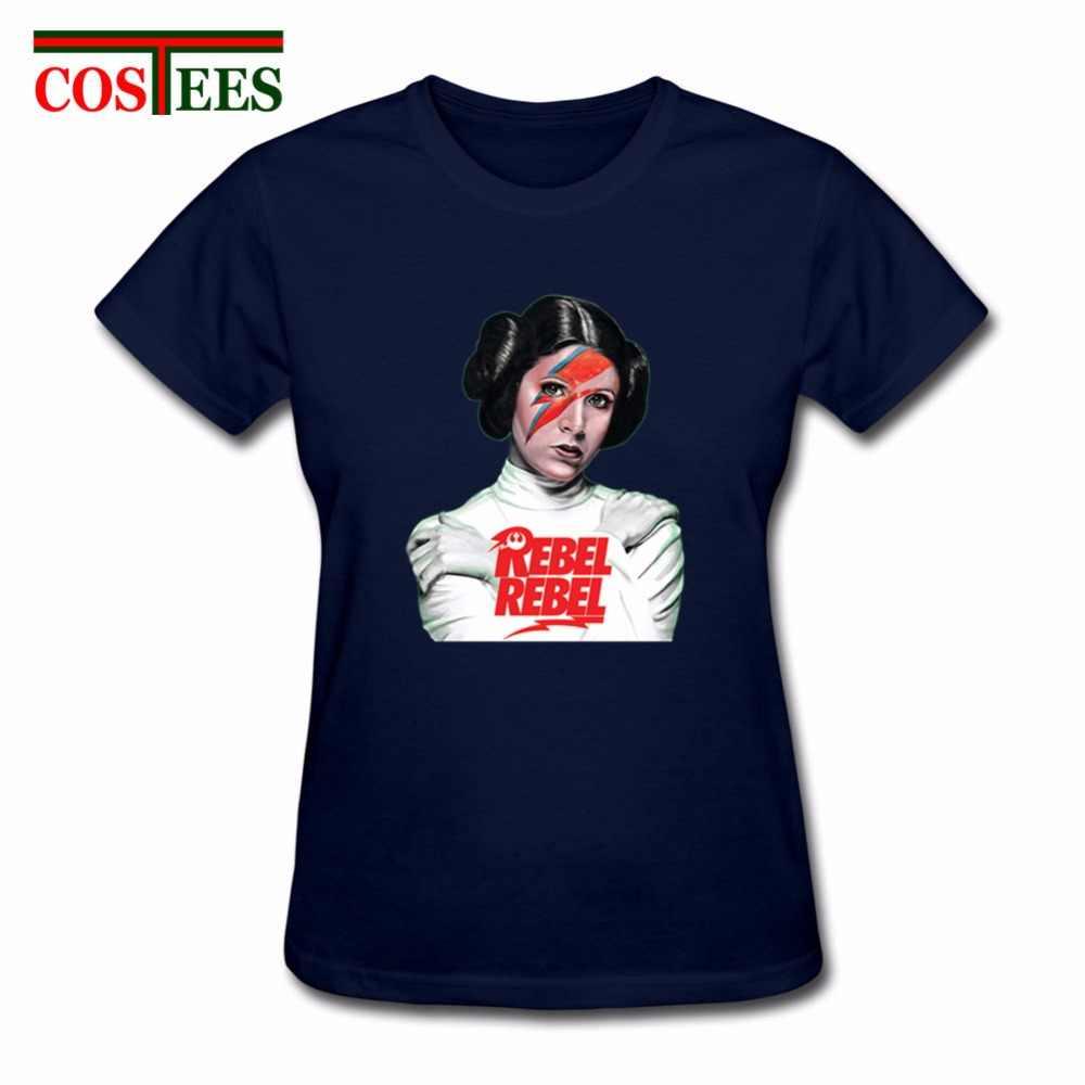 מלחמת הכוכבים t חולצה camisa יודה דארת ויידר חולצת Camiseta דיוויד בואי JEDI חולצה נשים נסיכת Leia Rebel חולצת טי ילדה פאנק טי