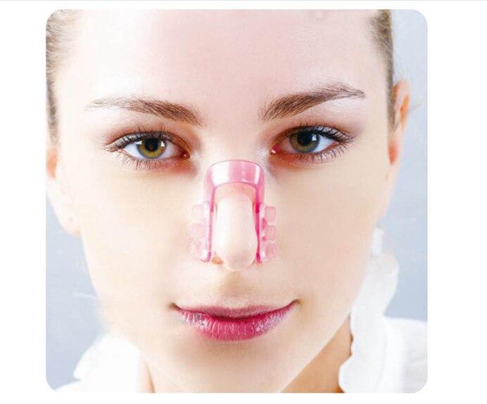 Силиконовая Мягкая форма для выпрямления переносицы, оборудование для ухода за носом