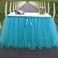 外国貿易誕生日パーティーテーブルスカートデザート結婚披露宴ボウネクタイサイン