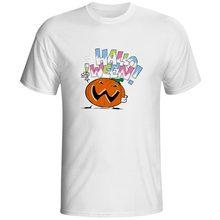ФОТО halloween pumpkin cheers t shirt design 3d print t-shirts hallowmas funny fashion t-shirt cool casual pop man boy tops tees