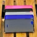 Envío gratis Lanix S670 teléfono caso de la cubierta suave silicio TPU del pudín cubierta de la caja cubiertas protectoras para los regalos