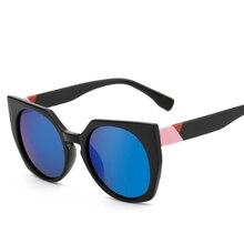 The New Sales Promotion Lady Cat eye Sunglasses Wmen And Men Glasses UV400 Sun Glasses Fashion Oculos De Sol Feminino