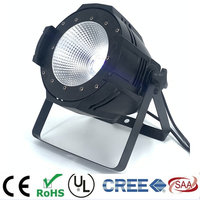 LED par 200W COB 5in1 RGBWA UV/4in1 RGBW/RGB 3in1/Par64 refletor led Branco Quente Branco Frio UV LED Par dj luz|dmx controller|rgbw 4in1|light dmx controller -