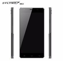 Оригинал BYLYND M13 MTK6735 Смартфонов Quad Core 2 ГБ RAM 16 ГБ ROM 5 + 13 МП Android OS 5.1 IPS 5.5 дюймов 4 Г LTE-FDD Мобильных Телефонов