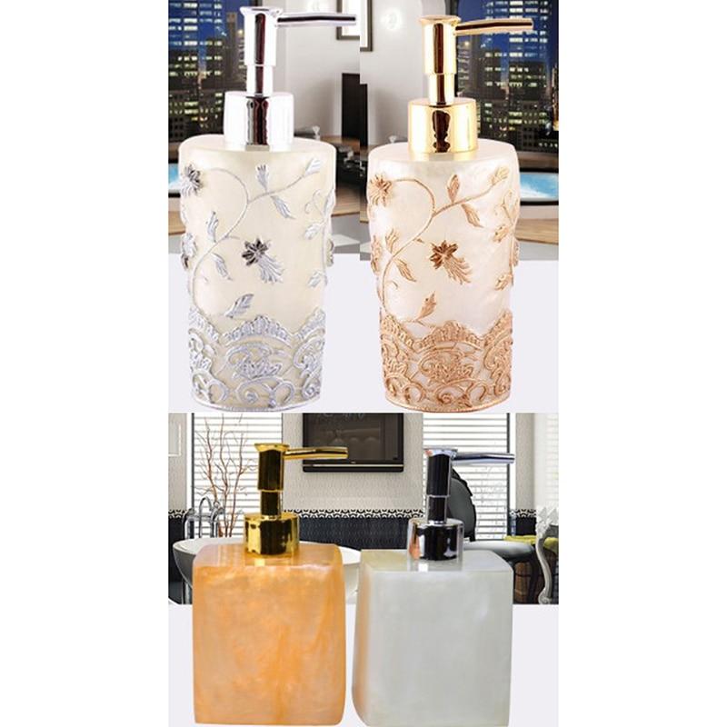 1PCS Kitchen Replace Bottle Plastic Bathroom Faucet Sink Soap Dispenser Liquid Soap Lotion Dispenser Pump Storage Holder Bottle