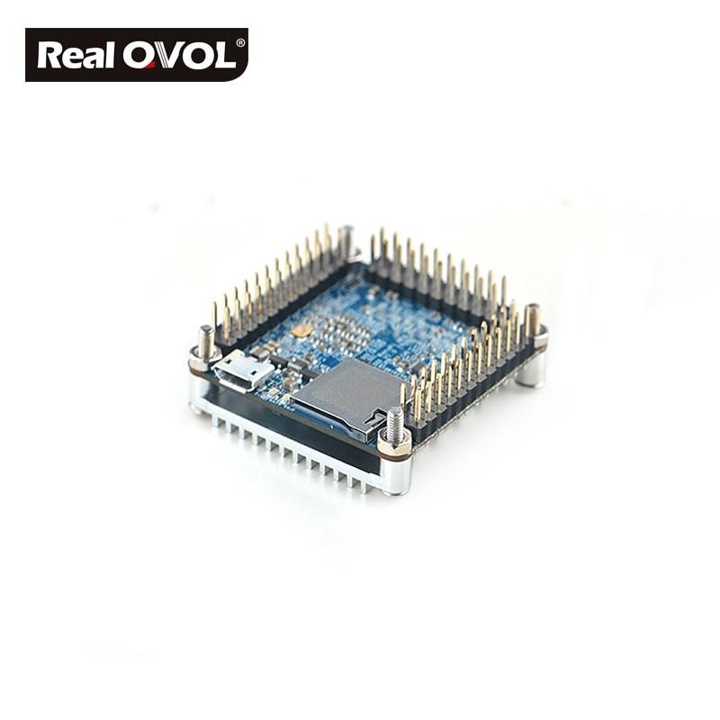 Image 5 - RealQvol FriendlyELEC NanoPi NEO Core 256Mb/512Mb Allwinner H3,  Quad core Cortex A7 UbuntuCore with mainline kernel 4.x.yDemo Board