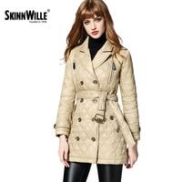 SKINNWILL2017 new style winter jacket women coat women womens down jackets