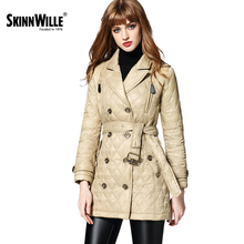 SKINNWILL2018 new style winter jacket women coat women womens down jackets