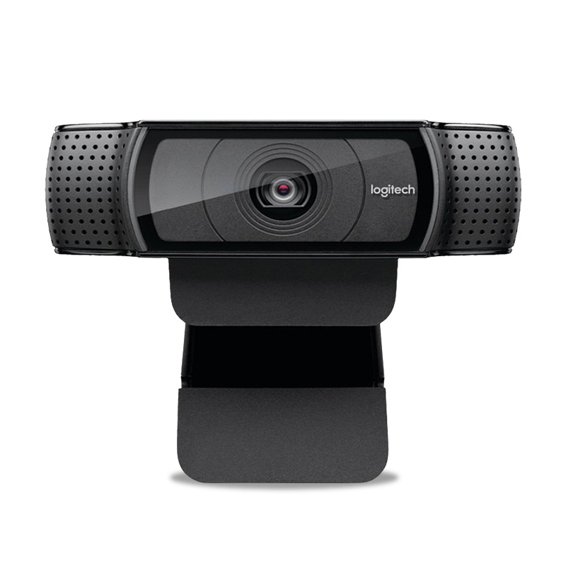 Logitech HD Pro Webcam C920e, appels et enregistrement vidéo grand écran, caméra 1080 p, Webcam de bureau ou d'ordinateur portable, version de mise à niveau C920 - 2