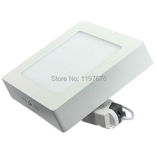 Luzes do painel de LED