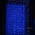 Гирлянда Pisca Luci Natale  светодиодная  для нового года  9 Вт  3х3м  300 шт.