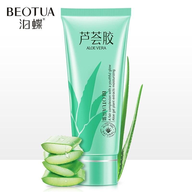 Aloe Vera Gel Skin Care Face Cream Hyaluronic Acid Anti Winkle Whitening Moisturizing Acne Treatment Cream 40g