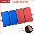 Для iPhone 5S SE как i7 Замена Вернуться Корпус Батареи Рамка Задняя Крышка для iPhone 7 мини Крышка Корпуса