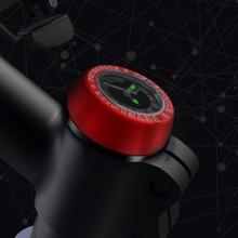 Zestaw słuchawkowy do roweru Stem Watch wodoodporny zegarek kwarcowy zestaw słuchawkowy z podświetleniem stem watch mostek rowerowy top cap akcesoria tanie tanio FETESNICE 33mm 20mm Aluminum alloy 34mm