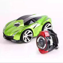 Toy RC Cars With Smart Watch Electric Remote Control